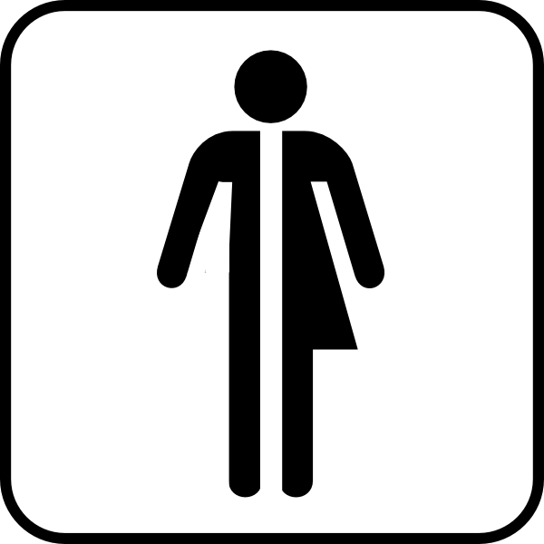 Unisexbathroomlogo ESCFederal Magnificent Unisex Bathroom