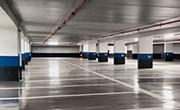 Parking Garage Pressure Washing