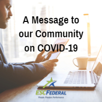 COVID-19 Message to Community